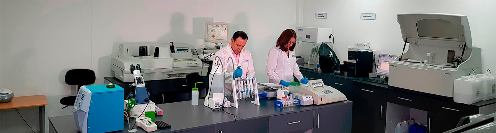 Laboratorio Clínico de Análisis Managua