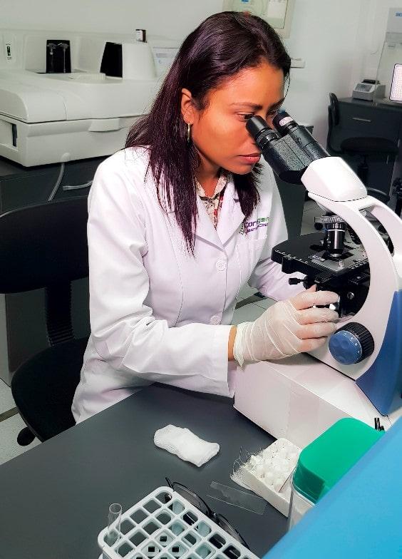Pruebas clínicas por áreas de laboratorio biologia clinica